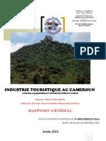 Industrie Touristique Au Cameroun. Forces, Faiblesses Et Opportunités d'Avenir