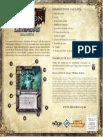 Warhammer Invasión - Leyendas