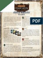 Warhammer Invasión - Reinos Ocultos