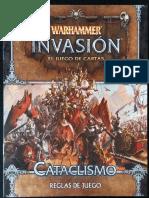 Warhammer Invasión - Cataclismo