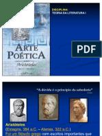 Arte Poetica - Cap. XII - XVI