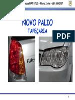 048-Fiat Pálio 2 Tapeçaria
