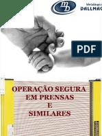 Operação Seg. Prensas PRPS