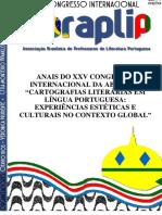 Anais Xxv Congresso