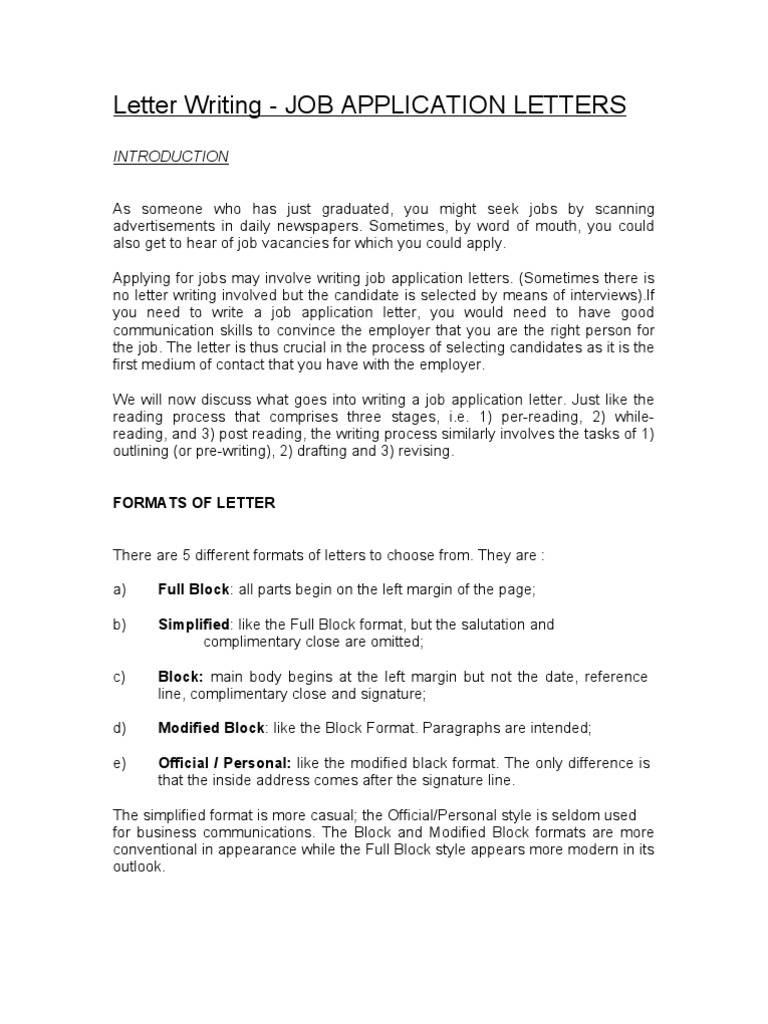 mla letter writing format Mla guidelines for writing a business letter business letter format mla handbook for writers of research papers, seventh edition.