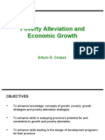 PM, poverty alleviation