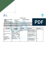 PLANIFICACIÒN SEGUNDA ACTIVIDAD DIDACTICA DIGITAL
