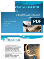 Fluorescent Multi-layer Disc(Fmd)