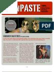 Cut 'n Paste Wrestling Boozeletter Issue #1 RARE MINT