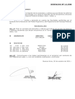 Aranceles Arbitros Reg Fed Ama 21 22