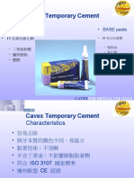 Temporary Cement