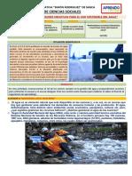 Ficha Experiencia Aprendizaje Vii -Ccss 3ro