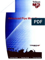 Advanced Pipe Modelling