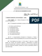 Lei Municipal nº 1.583 de 22.12.2005 - Acessibilidade do tranporte público coletivo