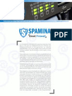 Spamina Email Firewall