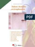 DYS091-EletrophoresisCelluloseAcetate