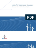 Wind Force Management Services Brochure