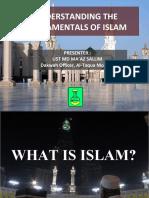Understanding the Fundamentals of Islam (Notes)