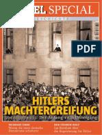 Revista Der Spiegel 30 de Janeiro de 1933