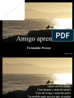 Amigo aprendiz (Fernando Pessoa)