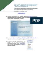 WinPE 3.0 Detailed Build_AutoIT Version