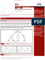 Enhance Process Chain Efficiency by Using Dynamic Delay Capability