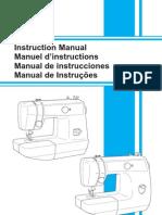 Manual de La Maquina de Coser