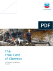 The True Cost of Chevron