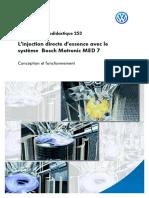 SSP253_f-L'injection directe d'essence avec le système Bosch Motronic MED 7