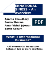 International Business_ an Overview