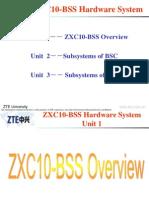 020ZXC10-BSS Hardware System Module V2.0