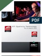ATI Eyefinity Technology Brief