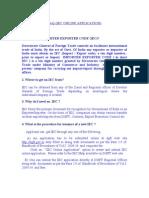 FAQ-IEC
