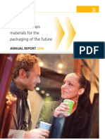 Billerud Annual Report 2010