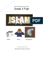 Grade 3 - Fiqh Book