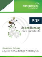 Network Event management | Network Fault Management