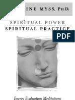 Spiritual Practice - Caroline Myss Study Guide