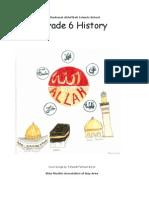 Grade 6 - History Book