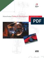 Development Lab Brochure