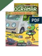 Aprendendo a Programar - Linguagem Java