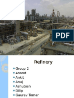 Refinery Draft