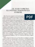 26172063 Muhsin Rizvic Novele Alije Nametka Ili Poetika Podnosenja