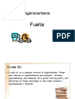 Hydrocarbons 1