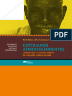 Cotidianos Afrodescendentes