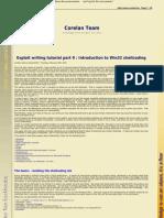 Exploiting 9-Win32 shellcoding (by corelanc0d3r)