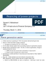 Financing L&T