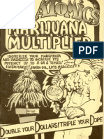Dr. Atomic's Marijuana Multiplier - 1st Edition