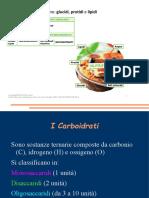 carboidrati completo