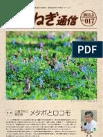 たまねぎ通信 MAY.2011.No.17