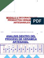 Módulo 5 - Decoración de Productos Cerámicos Artesanales Tobito
